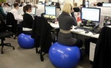 Yoga Ball Chair